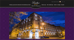 Preview of hotelracibor.pl